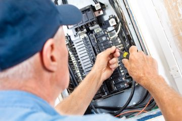 Electrical Code Violation Corrections in Essex