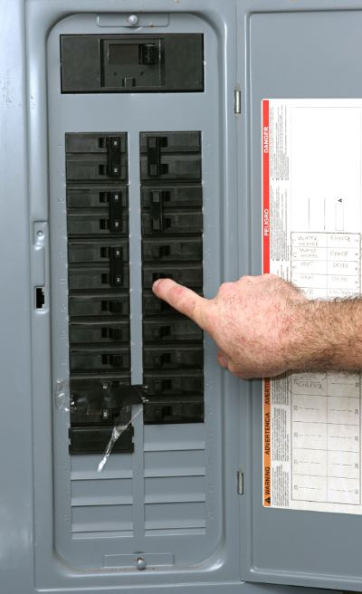 Electrical panel upgrades in Danvers by Wetmore Electric Inc