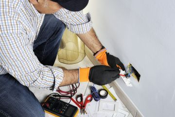 Winter Hill Outlet Repair and Switch Repair